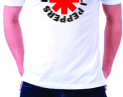 Camiseta Branca Red Hotchilli Pappers