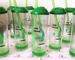 Copo long drink com gel personalizados