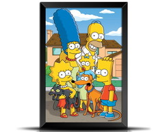 Quadro/Poster The Simpsons - VD088