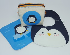 Kit papinha Pinguins