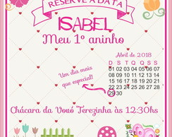 Salve a Data - Save the date