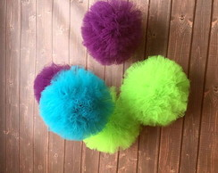 Tule Pompom WONDER Party 5