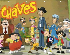 Itens para festa chaves
