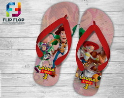 CHINELO PERSONALIZADO - TOY STORY