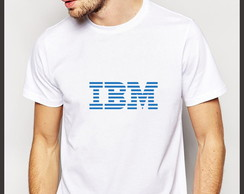 Camiseta Geek IBM 1970
