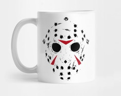Caneca Jason Voorhees Sexta Feira 13 Friday 13th