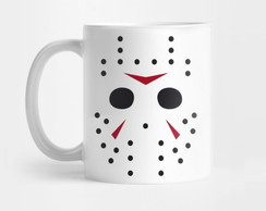 Caneca Jason Voorhees Sexta Feira 13 Friday 13th Mod 2