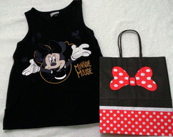 Regata Infantil - Minnie Mouse