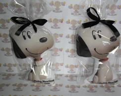 Almofada formato do personagem snoopy