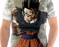 Camiseta Anime Dragon Ball Gohan Anime Cartoon 21