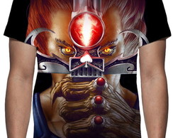 Camiseta Thundercats - Lion Face - Estampa Total