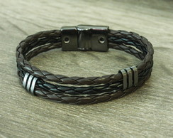 Pulseira Black and Brow