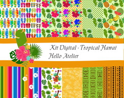 Kit Digital - Tropical Havaí