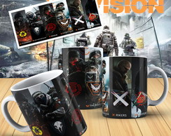 Caneca Game The Division