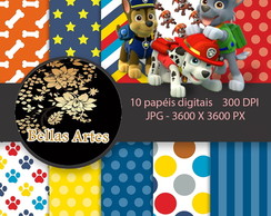 004 Kit Digital Patrulha Canina