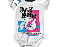 Body Infantil David Bowie