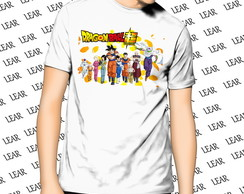 Camiseta Dragon Ball #20
