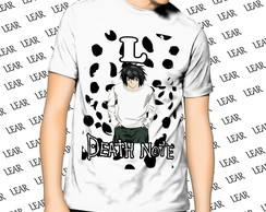 Camiseta Death note #23