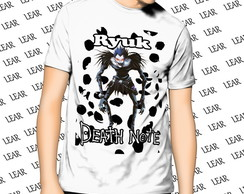 Camiseta Death note #25
