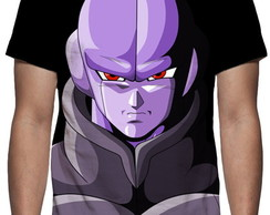 Camiseta Dragon Ball Super Hit Face - Estampa Total