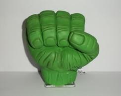 Topo De Bolo Mao Do Hulk Elo7