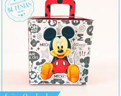 Caixa Small Presente Mickey