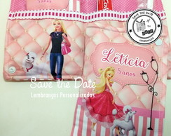 Kit Dental Luxo - Barbie