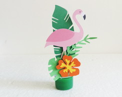 Tubete Flamingo Tropical
