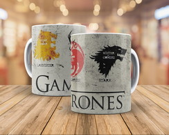 Caneca Game Of Throne