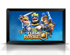 Quadro/Poster Game Clash Royale GG010