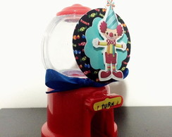 Baleiro mini Candy Machine Circo