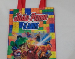 Eco Bag Lego Marvel