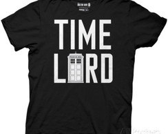 Camiseta Doctor Who Time Lords