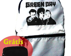 Mochila banda green day