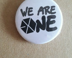 Botton Kpop Exo