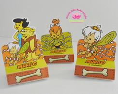 Caixa Chocolate Duplo Flintstones