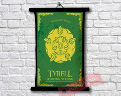 1Pergaminho Game of Thrones - Tyrell
