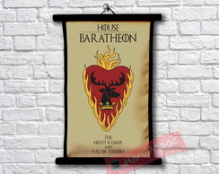 1Pergaminho Game of Thrones - Baratheon 2