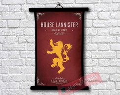 1Pergaminho Game of Thrones - Lannister