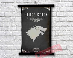 1Pergaminho Game of Thrones - Casa Stark