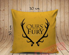 0Almofada Game of Thrones - Baratheon Fury