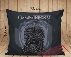 0Almofada Game of Thrones - Trono