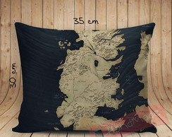 0Almofada Game of Thrones - Mapa de Westeros 3