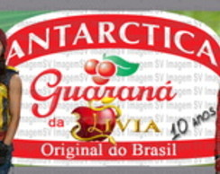 Arte Digital guaraná descendentes