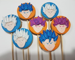 Biscoito Dragon Ball Super