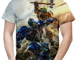 Camiseta Masculina Transformers Md02