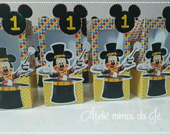 Porta tubete - Circo do Mickey