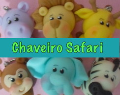 Chaveiro Safari medio