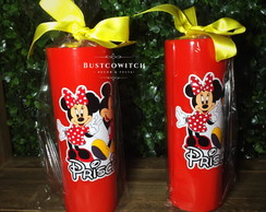 copo long drink mickey e minnie embalado