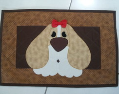 Tapete Patchwork Cachorrinho